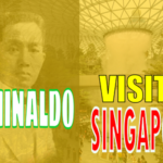 Emilio Aguinaldo Dropped by Singapore's Historic Raffles Hotel