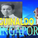 Emilio Aguinaldo's Singapore Visit